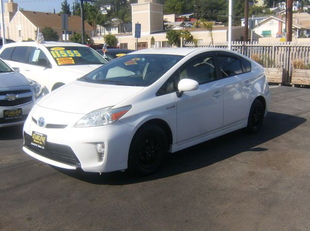 2012 Toyota Prius Two Los Angeles, CA