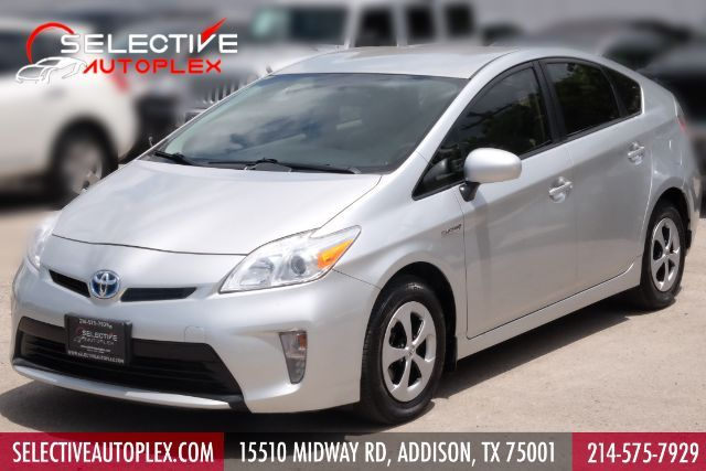 2012 Toyota Prius Navigation Back Up Camera Three **Leather**Navigation** in Addison, TX 75001
