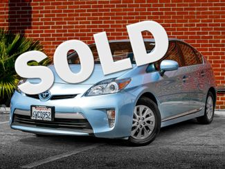 2012 Toyota Prius Plug-In Advanced Burbank, CA