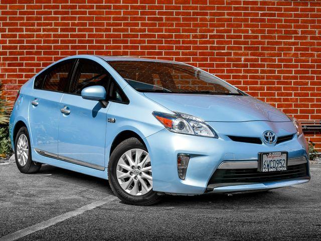 2012 Toyota Prius Plug-In Advanced Burbank, CA 1