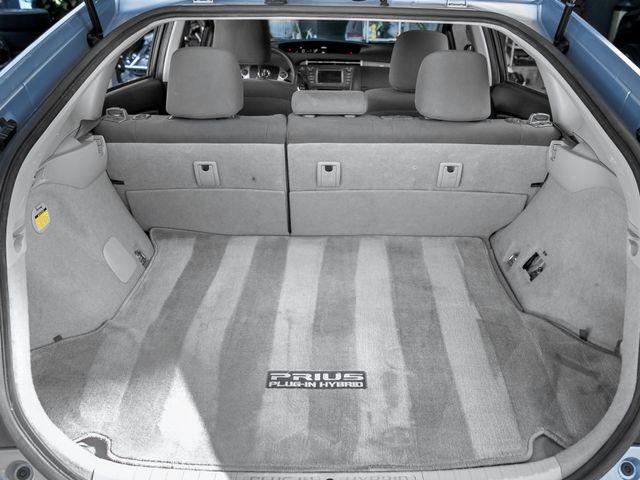 2012 Toyota Prius Plug-In Advanced Burbank, CA 13