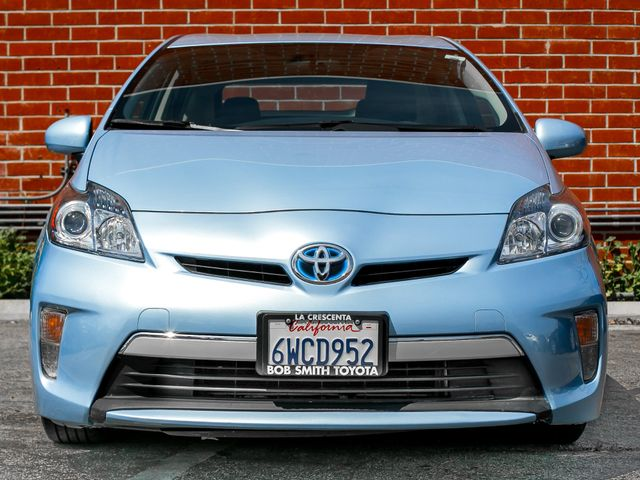 2012 Toyota Prius Plug-In Advanced Burbank, CA 2