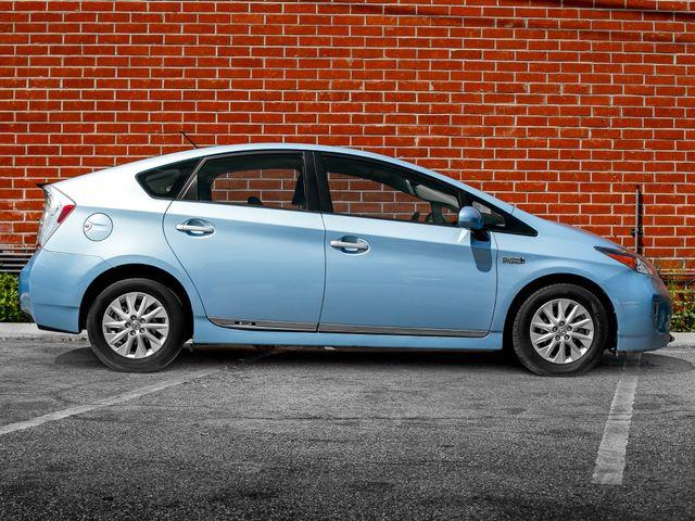 2012 Toyota Prius Plug-In Advanced Burbank, CA 4