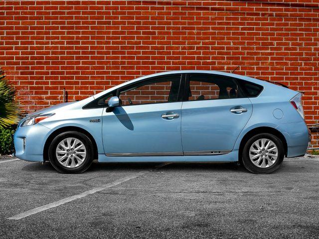 2012 Toyota Prius Plug-In Advanced Burbank, CA 5