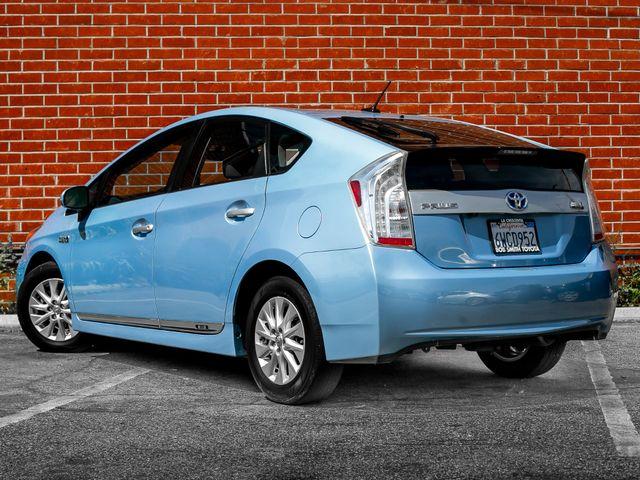 2012 Toyota Prius Plug-In Advanced Burbank, CA 7