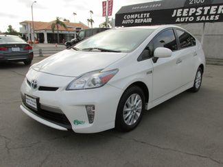 2012 Toyota Prius Plug-In Advanced in Costa Mesa, California 92627