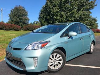 2012 Toyota Prius Plug-In Advanced in Leesburg, Virginia 20175