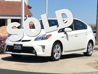 2012 Toyota Prius Five   San Luis Obispo, CA   Auto Park Sales & Service in San Luis Obispo CA