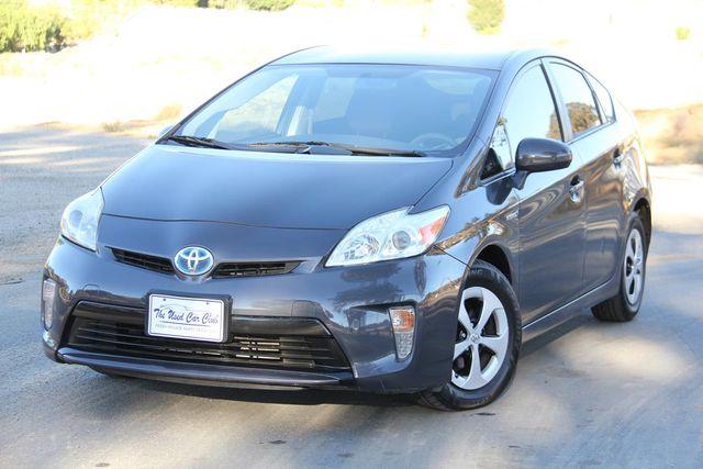 2012 Toyota Prius Three Santa Clarita, CA 4