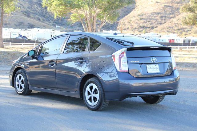 2012 Toyota Prius Three Santa Clarita, CA 5