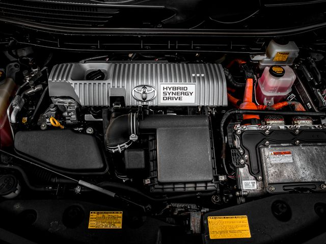 2012 Toyota Prius v Three Burbank, CA 18