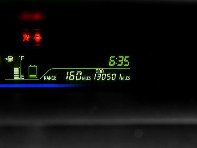 2012 Toyota Prius v Three Burbank, CA 19