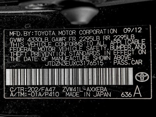 2012 Toyota Prius v Three Burbank, CA 22