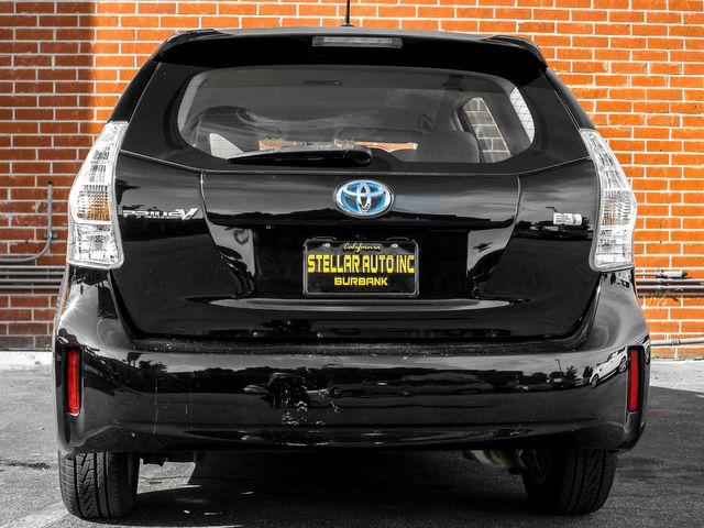 2012 Toyota Prius v Three Burbank, CA 3