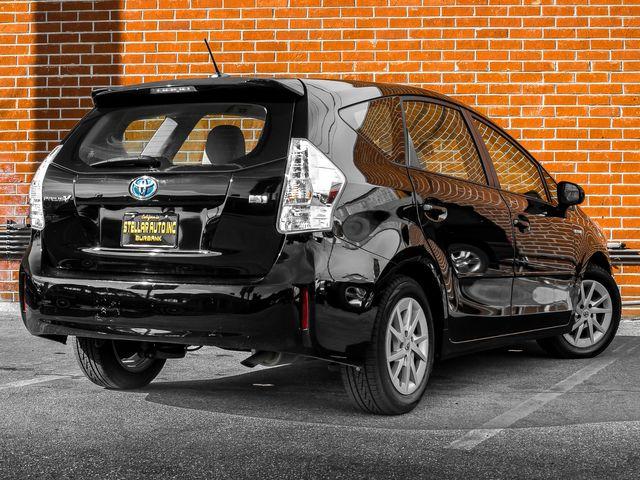 2012 Toyota Prius v Three Burbank, CA 6