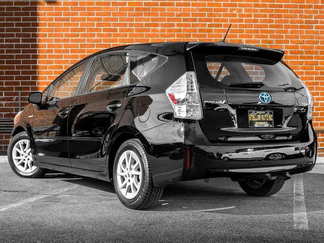 2012 Toyota Prius v Three Burbank, CA 7