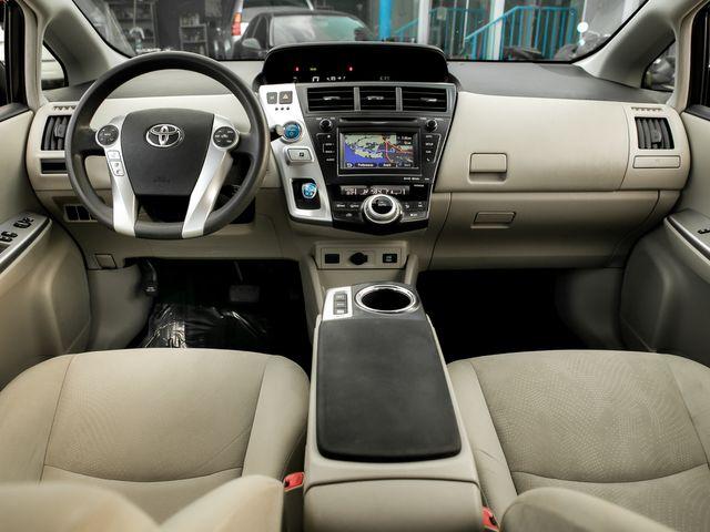 2012 Toyota Prius v Three Burbank, CA 8