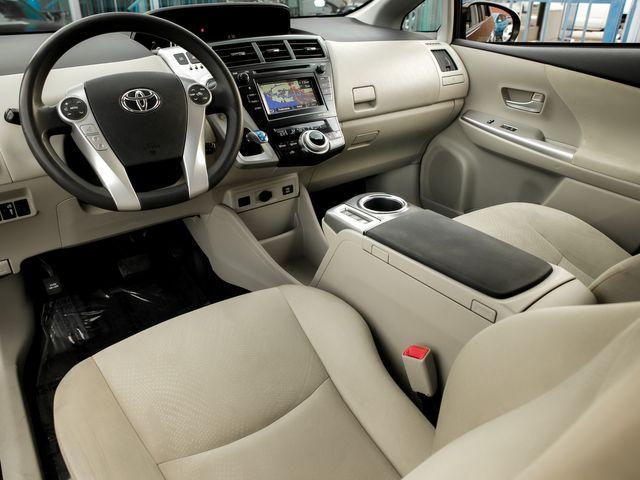 2012 Toyota Prius v Three Burbank, CA 9