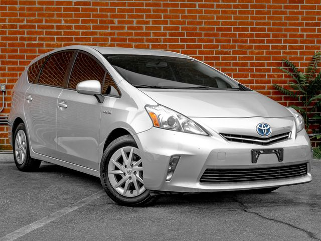 2012 Toyota Prius v Two Burbank, CA 1