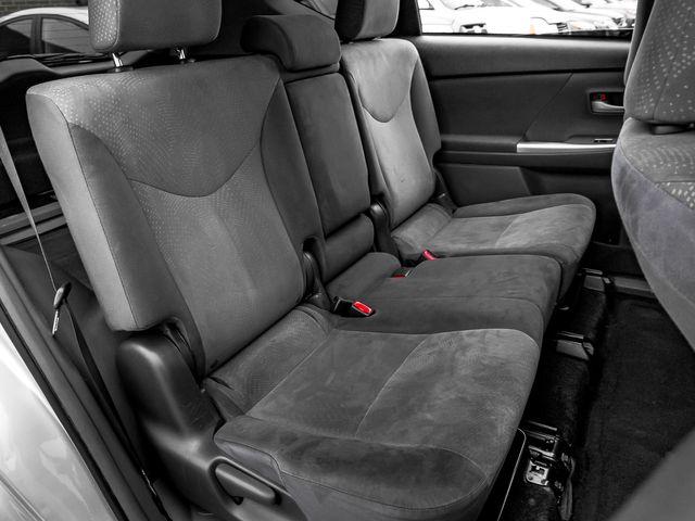 2012 Toyota Prius v Two Burbank, CA 12
