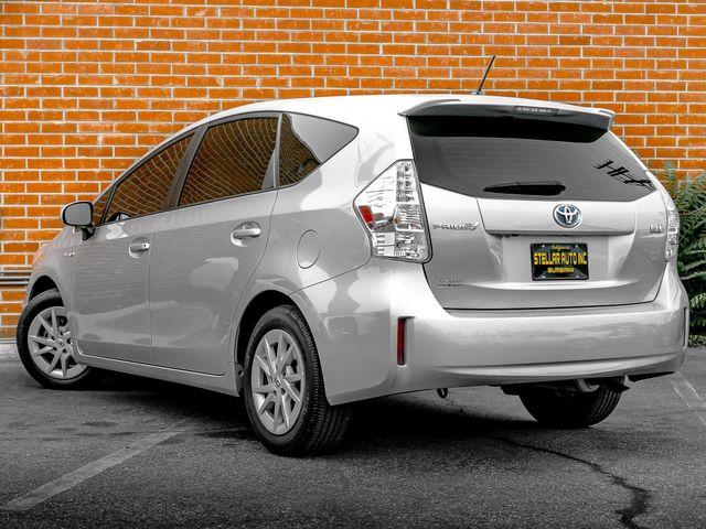 2012 Toyota Prius v Two Burbank, CA 6