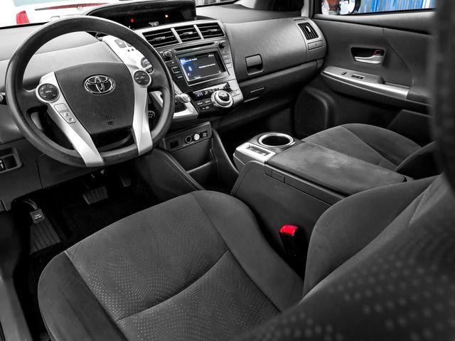 2012 Toyota Prius v Two Burbank, CA 9