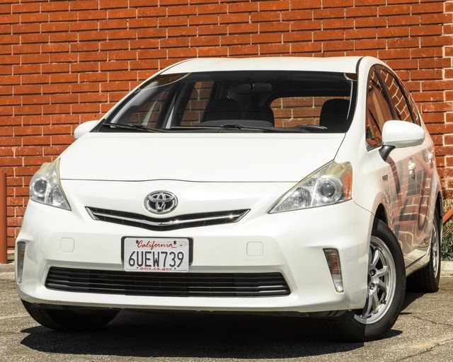 2012 Toyota Prius v Two Burbank, CA 0