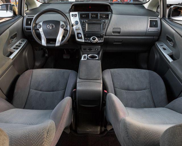2012 Toyota Prius v Two Burbank, CA 14