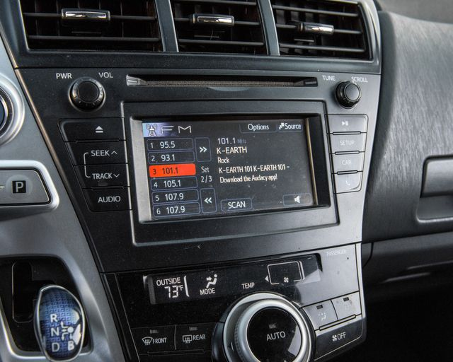 2012 Toyota Prius v Two Burbank, CA 20