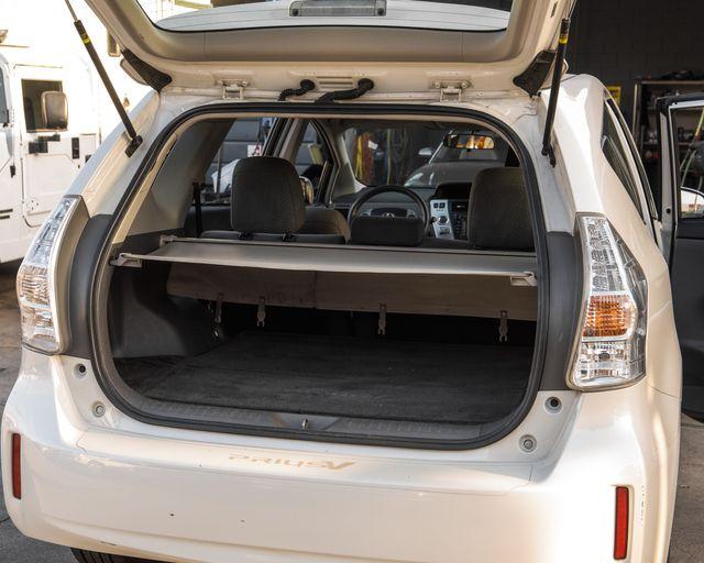 2012 Toyota Prius v Two Burbank, CA 24