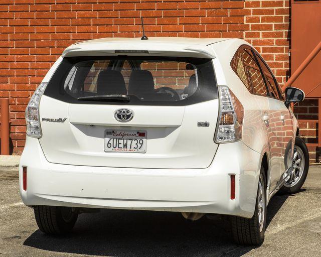 2012 Toyota Prius v Two Burbank, CA 7