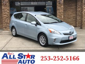 2012 Toyota Prius v Five in Puyallup Washington, 98371