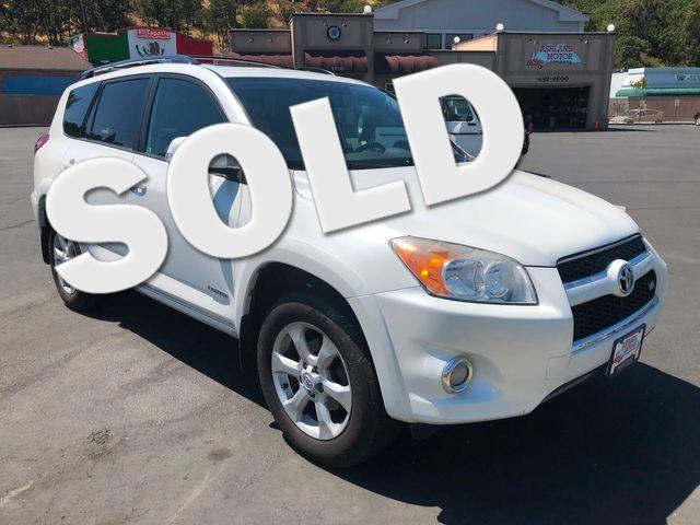 2012 Toyota RAV4 Limited AWD | Ashland, OR | Ashland Motor Company in Ashland OR