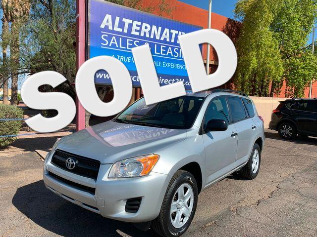 2012 Toyota RAV4 AWD 3 MONTH/3,000 MILE NATIONAL POWERTRAIN WARRANTY Mesa, Arizona
