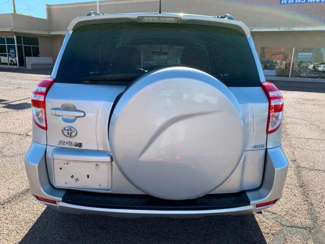 2012 Toyota RAV4 AWD 3 MONTH/3,000 MILE NATIONAL POWERTRAIN WARRANTY Mesa, Arizona 3