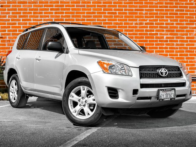 2012 Toyota RAV4 Burbank, CA 1