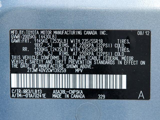 2012 Toyota RAV4 Sport Burbank, CA 28
