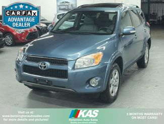 2012 Toyota RAV4 Limited 4WD Kensington, Maryland