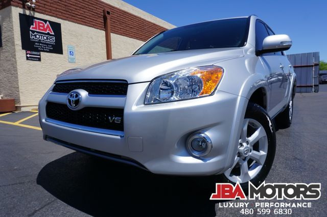 2012 Toyota RAV4 Limited V6 SUV ~ ONLY 55k LOW MILES Clean CarFax