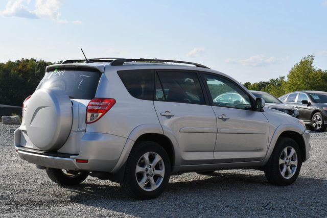 2012 Toyota RAV4 Limited Naugatuck, Connecticut 4
