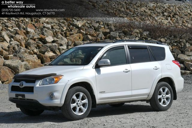 2012 Toyota RAV4 Limited Naugatuck, Connecticut