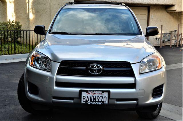 2012 Toyota RAV4 4WD Reseda, CA 3