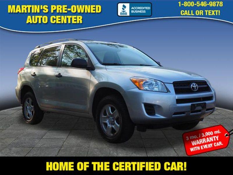 2012 Toyota RAV4 Base | Whitman, Massachusetts | Martin's Pre-Owned