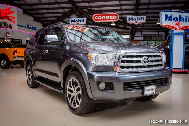 2012 Toyota Sequoia Limited in Addison Texas, 75001