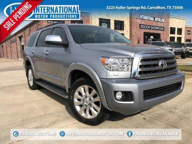 2012 Toyota Sequoia Platinum in Carrollton, TX 75006