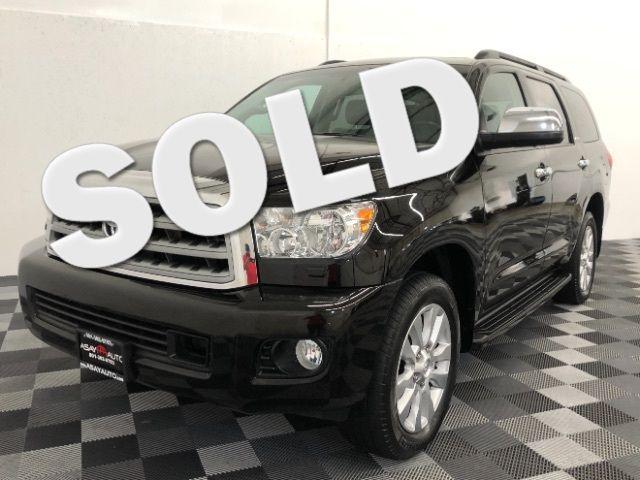 2012 Toyota Sequoia Platinum LINDON, UT