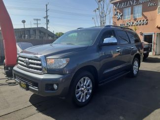 2012 Toyota Sequoia Platinum Los Angeles, CA