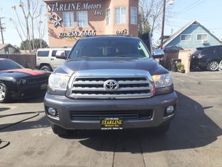 2012 Toyota Sequoia Platinum Los Angeles, CA 1