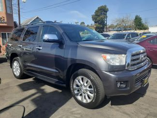 2012 Toyota Sequoia Platinum Los Angeles, CA 2