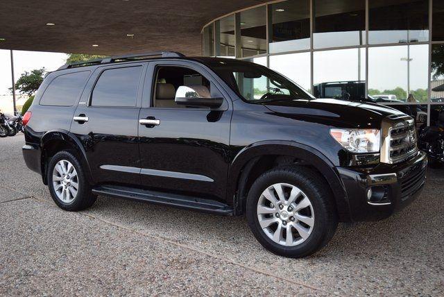 2012 Toyota Sequoia Limited in McKinney Texas, 75070